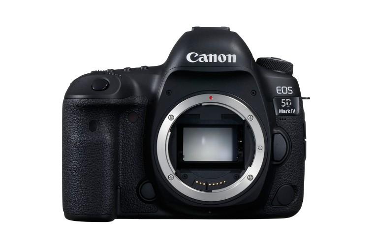Câmara DSLR Canon 5D Mark IV (Sensor Full-Frame)