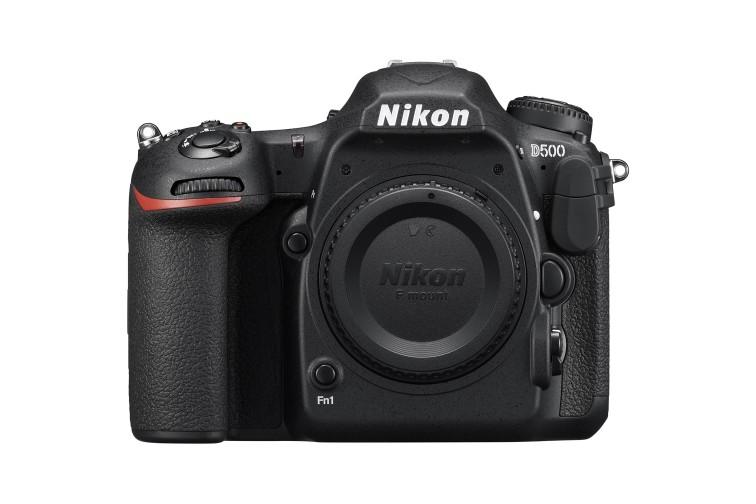 Câmara DSLR Nikon D500 (Sensor APS-C - DX)