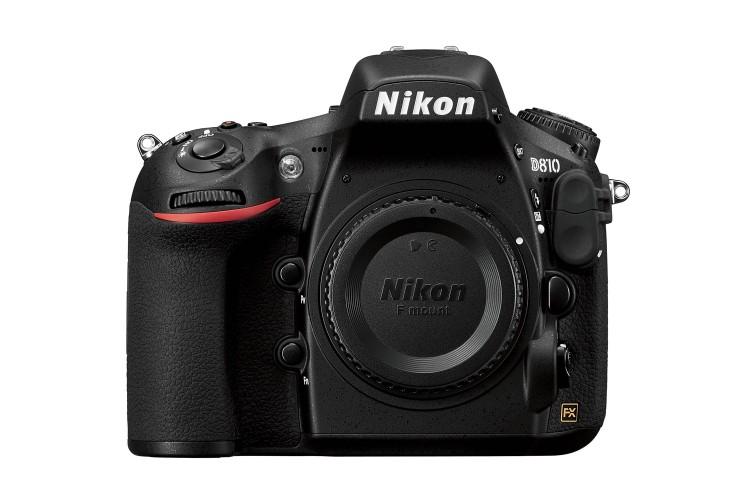 Câmara DSLR Nikon D810 (Sensor Full-Frame - FX)