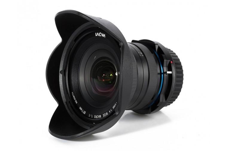 Objetiva Prime Laowa 15mm f/4 Macro 1:1 (para Canon EF)
