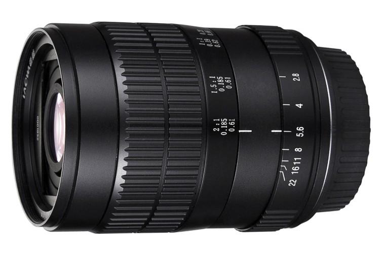 Objetiva Prime Laowa 60mm f/2.8 Macro 2:1 (para Canon EF)