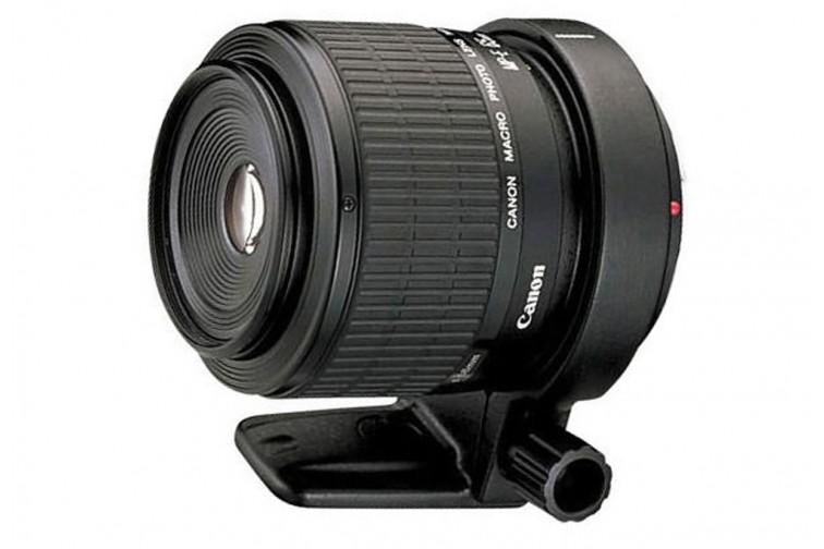 Objetiva Prime Canon EF 65mm f/2.8 MP-E Macro 5:1
