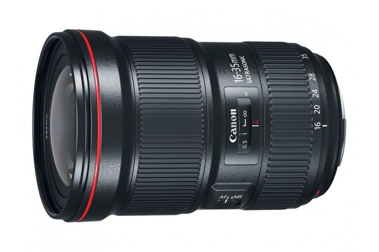 Objetiva Zoom Canon EF 16-35mm f/2.8L USM III