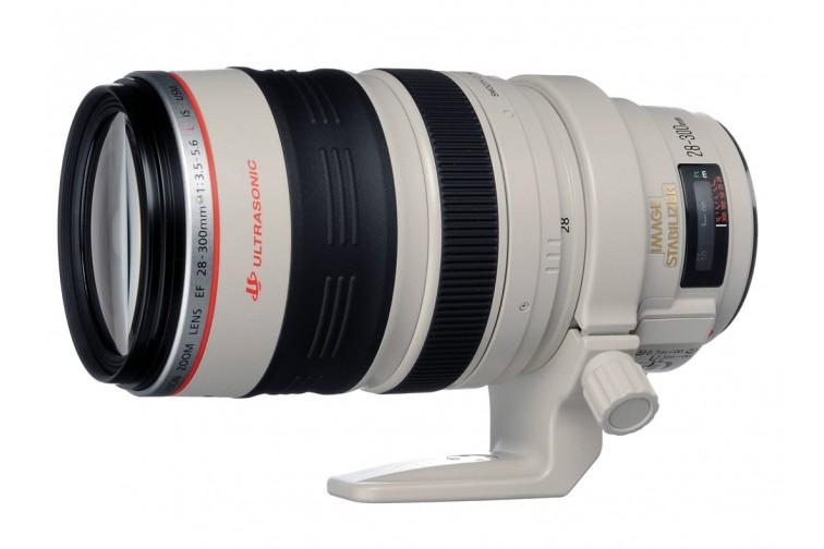 Objetiva Zoom Canon EF 28-300mm f/3.5-5.6L IS USM