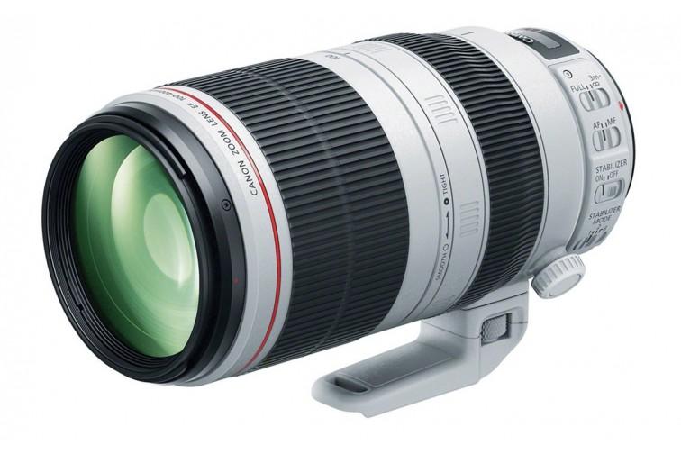 Objetiva Zoom Canon EF 100-400mm f/4.5-5.6L IS USM II