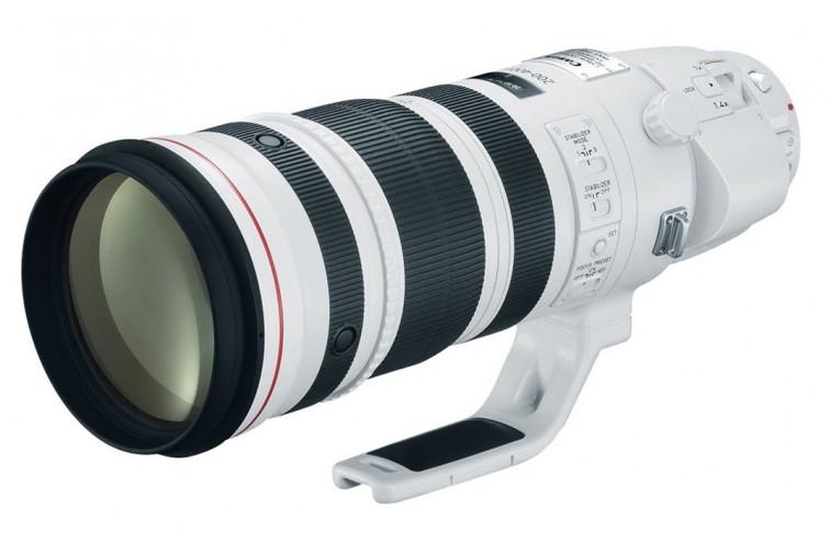 Objetiva Zoom Canon EF 200-400mm f/4L IS USM Extender 1,4x