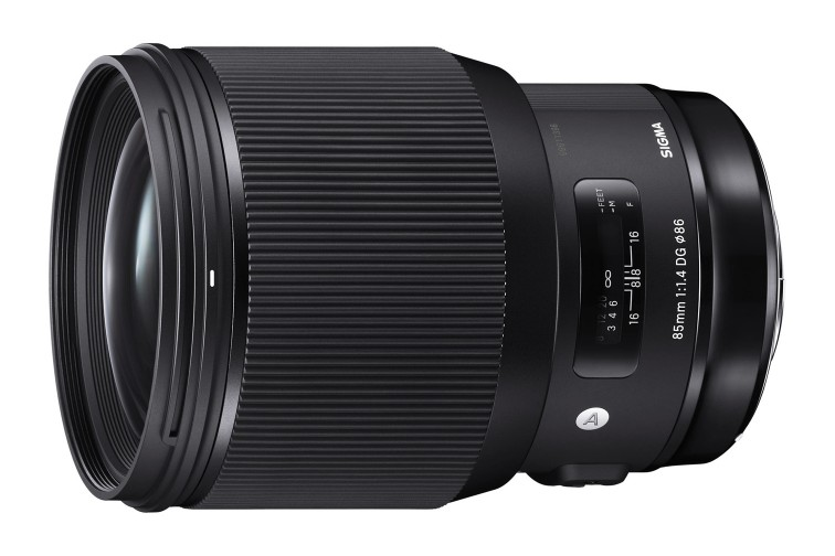 Objetiva Prime Sigma DG 85mm f/1.4 HSM Art (para Nikon F)