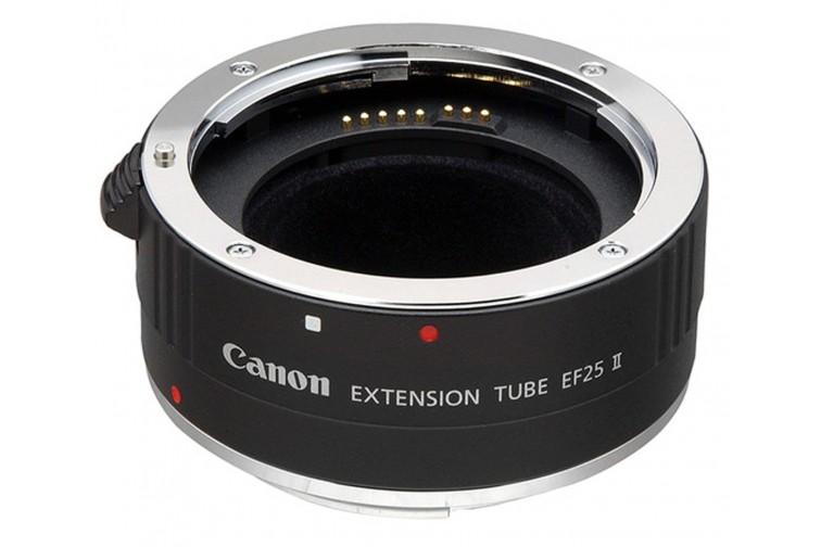 Tubo Extensor de Aproximação Canon EF 25mm II