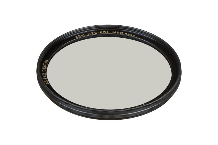 Filtro Polarizador Circular B+W 58mm MRC Nano XS-Pro