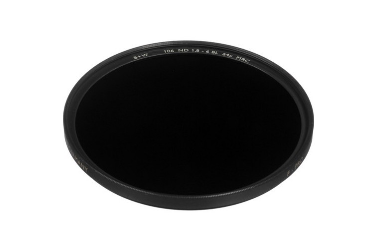 Filtro Densidade Neutra Circular B+W 82mm MRC F-Pro 10 Stops