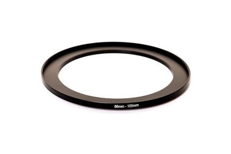 Anel Step-Up Kood Filtros 105mm em Encaixe 86mm