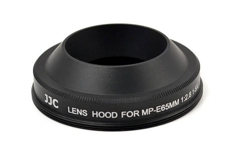 Pára-Sol JJC MP-E65 (para Objetiva Prime Canon EF 65mm f/2.8 MP-E Macro 5:1)