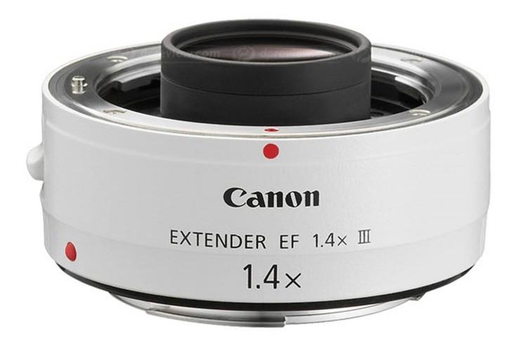 Teleconversor Canon EF Extender 1,4x III