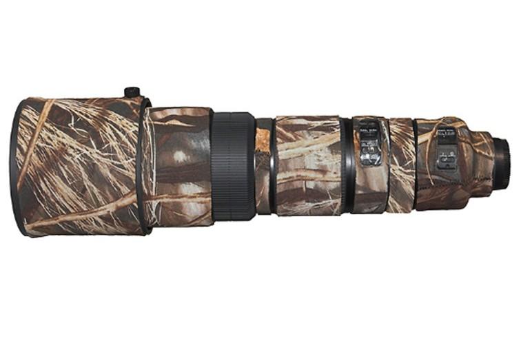 Proteção Camuflada LensCoat (para Objetiva Zoom Nikon FX AF-S 200-400mm f/4G VR ED II)