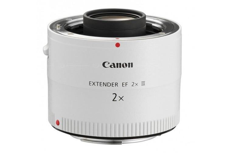 Teleconversor Canon EF Extender 2x III