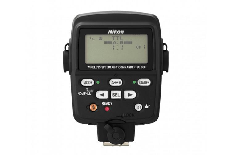 Transmissor de Unidades de Flash Nikon SU-800