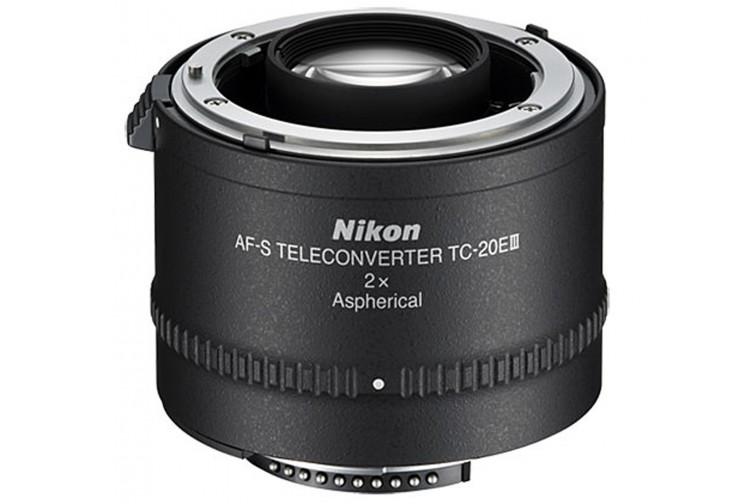 Teleconversor Nikon TC-20E 2x III