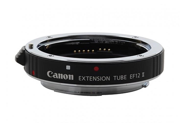 Tubo Extensor de Aproximação Canon EF 12mm II